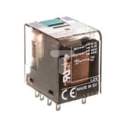 Przekaźnik przemysłowy 2P 8A 24V DC LZX:PT270024