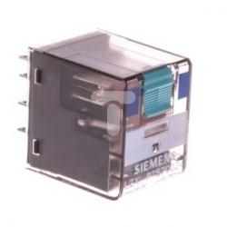Przekaźnik przemysłowy 3P 10A 24V DC LZX:PT370024