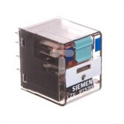 Przekaźnik przemysłowy 4P 6A 24V DC LZX:PT570024