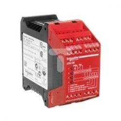Przekaźnik bezpieczeństwa bariera fotoelektryczna 24V DC 4 czujniki XPSCM1144