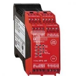 Przekaźnik bezpieczeństwa stop awaryjny 6Z 24V DC opóźnienie 0-300sXPSAV11113P