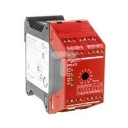 Przekaźnik bezpieczeństwa stop awaryjny 230V AC Preventa XPSATE3710