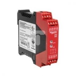 Przekaźnik bezpieczeństwa stop awaryjny 1R 24V DC Preventa XPSAXE5120P