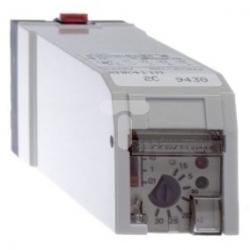 Przekaźnik z opóźnionym wył. z ogr. przepięć, 0,2...300 s, 4 C/O standard, 24V AC/DC RHR418B