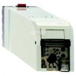 Przekaźnik z opóźn. zał. z ogr. przepięć, 0,2...300 s, 4 C/O standard- 110V AC/DC RHT418F
