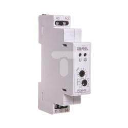 Przekaźnik czasowy 12-240V AC/DC PCM-02/U EXT10000077