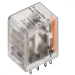 Przekaźnik przemysłowy 2P 10A 230V AC złącze wtykowe DRM270730 7760056058
