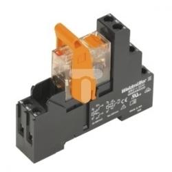 Przekaźnik przemysłowy 2P 8A 24V DC RCIKIT 24VDC 2CO LD/PB 8881610000