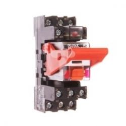 Przekaźnik przemysłowy 3P 10A 230V AC RCMKIT-I 230VAC 3CO LD 8921020000