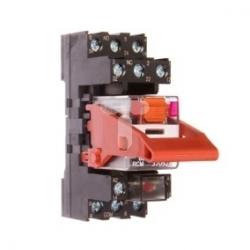 Przekaźnik przemysłowy 3P 10A 24V AC RCMKIT-I 24VAC 3CO LD 8920990000
