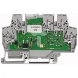 Złączka z optoseparatorem 10-53V DC / 3-53V DC / 4A 859-744