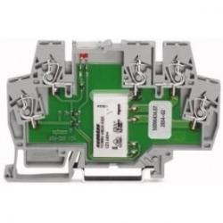 Złączka z przekaźnikiem minaturowym 16,8-30V DC 1p 859-392