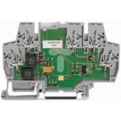 Złączka z optoseparatorem 230V AC / 24V DC / 0,5A 859-712
