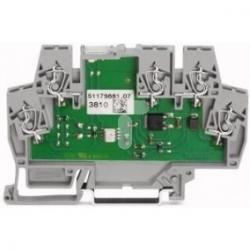Złączka z optoseparatorem 24V DC / 24V DC / 3A 859-720