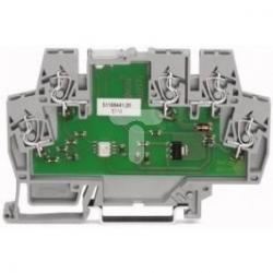 Złączka z optoseparatorem 24V DC / 5V DC / 0,5A / 10kHz 859-756