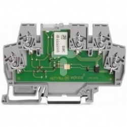 Złączka z optoseparatorem 24V DC / 24V DC / 100mA / 10kHz 859-796