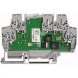 Optoseparator 5V DC / 230V AC / 0,5A / 2L / RC 859-902