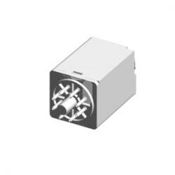 Przekaźnik miniaturowy 2P T.10A+LED 24V DC PRC2P20CDL 220023