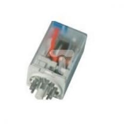 Przekaźnik miniaturowy 3P T.10A+LED 24V DC PRC3P30CDL 220314